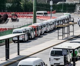"""Van por megaterminal de transporte público en CDMX, """"el más importante en Latinoamérica"""""""
