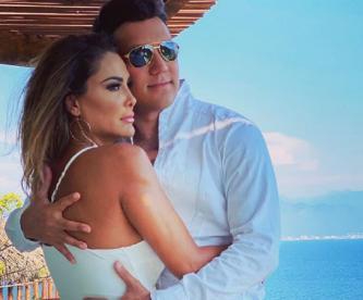 Ninel Conde y Larry Ramos se casan esta semana y ya comenzaron los problemas por dinero
