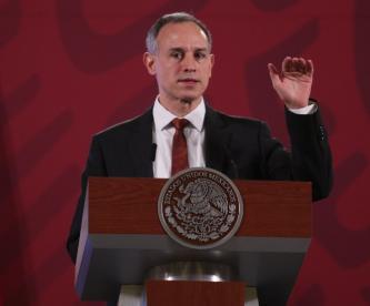 Plan de vacunación preliminar está listo para enfrentar al Covid, informa López-Gatell