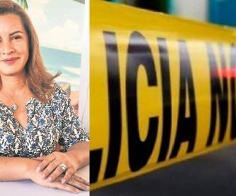 Comando armado plagia y ejecuta a la alcaldesa de Jamapa, Veracruz