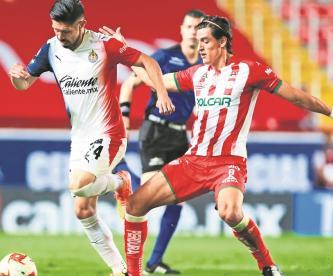 Chivas vs Necaxa, te decimos el horario y dónde ver el partido del Guardianes 2020