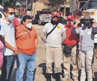Morelenses juntan 5 toneladas de víveres para tabasqueños afectados por inundaciones