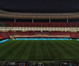 Bajan aforo para el Clásico Nacional en Guadalajara