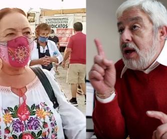 Senadora de Morena cancela foro sobre producto milagro contra Covid, con Jaime Maussan