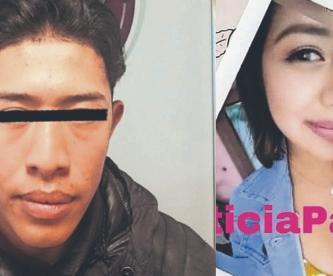 Mandan a la cárcel a José Antonio por el feminicidio de su novia Gaby, en el Edomex