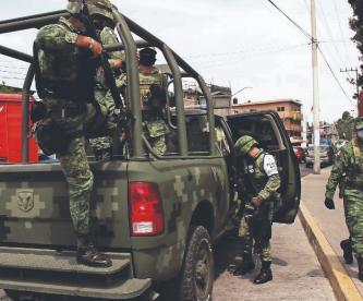 Instituciones de seguridad en la era AMLO reciben 3 acusaciones al día por violar derechos