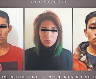 Chavos detenidos por feminicidio también serán procesados por asesinar a un hombre, Edomex
