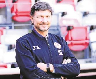 Regresa Hernán Cristante al Toluca, lo anuncian como entrenador para el Clausura 2021