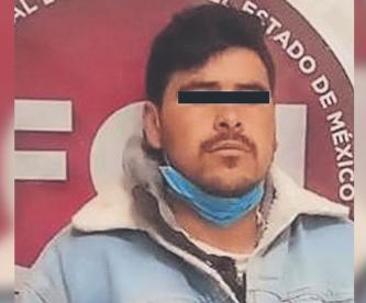 Joven de 26 años viola a su novia de 14 en el Edomex, ella lo denuncia y lo detienen