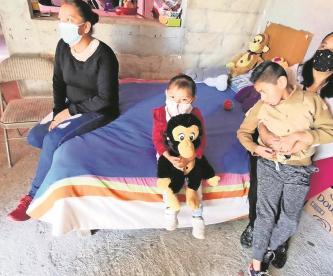 Familias de bajos recursos en Edomex son apoyadas con despensas por el Banco de Alimentos