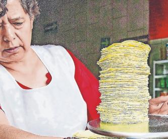 En estas alcaldías de la CDMX el kilo de tortillas ya alcanzó hasta los 18 pesos