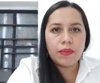 """Candidata de la coalición """"Va por la CDMX"""" a la alcaldía Iztacalco prefiere quedarse en casa"""