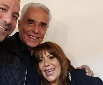 Hijo de Enrique Guzmán desmiente golpes entre Alejandra y su papá por Frida Sofía