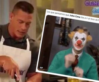 """Entrevista a John Cena en """"Venga la Alegría"""" causa desilusión y se desata ola de memes"""