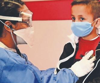 Expertos mexiquenses advierten sobre secuelas mortales en niños que han padecido Covid-19