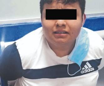 """""""El Pollo"""" de La Unión Tepito quiso engañar a policía pero este tatuaje grande lo delató"""