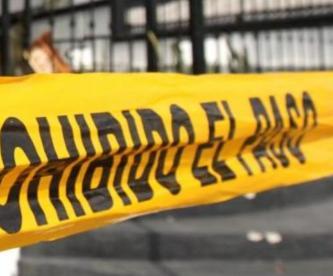 Matan a taxista y le dejan mensaje en el que lo acusaban de distribuir drogas, en Morelos