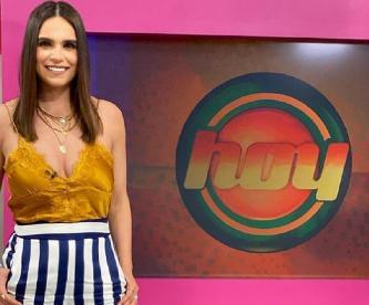 """Tania Rincón se integra a """"Las Estrellas Bailan en Hoy"""" y esto es lo que sabemos"""