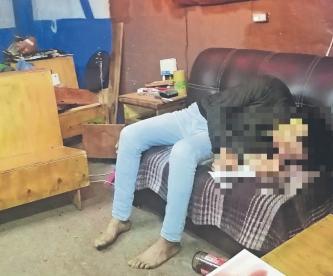 Asesinan a hombre mientras consumía drogas en vivienda de Cuernavaca