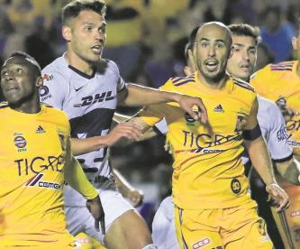 Director Técnico de los Pumas, Nicolás Freire reconoce que de perder ante Tigres sería fatal