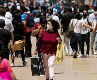 México llega a las 211 mil 693 defunciones a causa del Covid-19, hoy viernes 16 de abril
