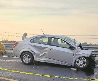 Muere prensado entre los fierros de su carro en Morelos, así fueron sus últimos segundos