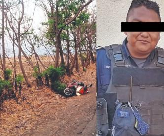Policía ya no llegó a su trabajo porque lo mataron a medio camino, en Morelos