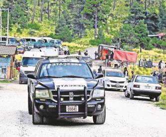 Vinculan a el 'Boris' a proceso, robaba y secuestraba en el Nevado de Toluca
