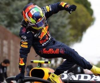 Checo Pérez supera a Verstappen, partirá en Imola en segundo puesto
