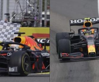Checo Pérez finalizó 12; Verstappen gana el GP de Emilia-Romagna
