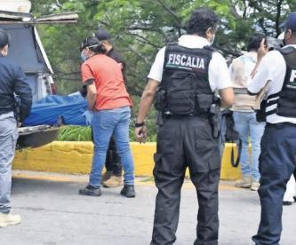 Hallan cuerpo con impactos de bala en Chilpancingo, descubren que era exagente policial