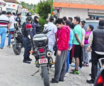 (Foto: Gerardo Mendoza, El Gráfico)