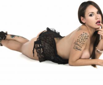 Gigi Alarcón será la imagen  sexy del primer Workshop erótico en México, un evento   que revelará  la magia oculta  en las producciones para adultos >>> Foto: Rosalío Huízar