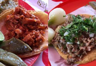 tacos metro el rosario 10 pesos donde comer ciudad de México