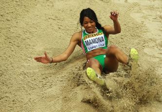 Patricia Mamona >>> Foto: GettyImages