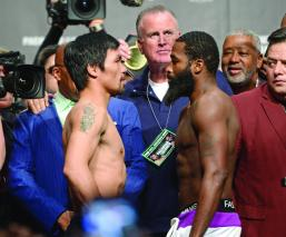 Manny Pacquiao enfrentará Adrien Broner Las Vegas