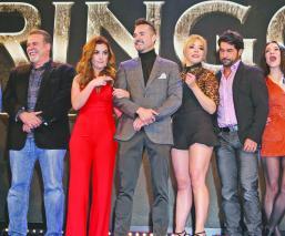 Ringo telenovela boxeador