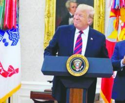 Donald Trump acumula dichos falsos