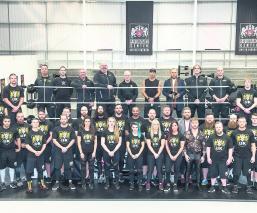 Reino Unido, WWE, luchadores, Performance Center, nuevos luchadores, gladiadores