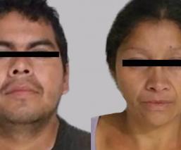 Pareja feminicidio Ecatepec Edomex vinculan proceso