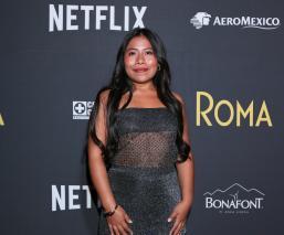 Yalitza Aparicio nominación Oscar 2019 reacción