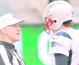 Acusan tramposos Tom Brady árbitros Patriotas