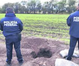 Hallan toman clandestinas Querétaro Estado de México