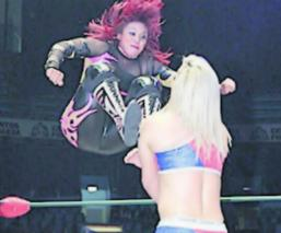 lucha libre, CMLL, Japón, Shinkiba, Tokio