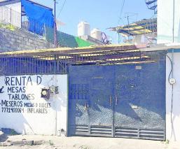 Plomean guarida narco mensaje intimidatorio Jiutepec Morelos
