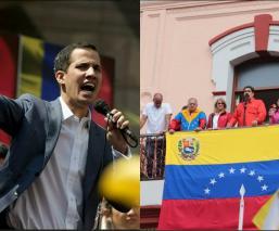 Venezuela Guaidó Proclamación Presidente