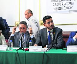Corrupción Comparecencia Eduardo Negrete CDMX