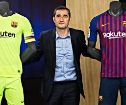 Ernesto Valverde renovación técnico Barcelona