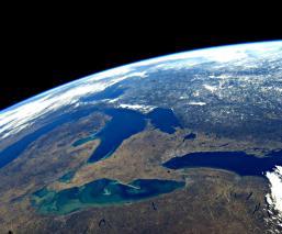 Estudio NASA Tierra verde