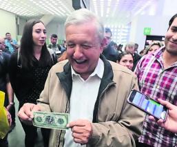 AMLO amuletos suerte gira Sinaloa